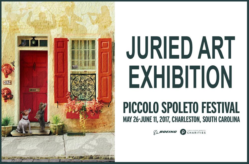 2017 Piccolo Spoleto Juried Art Exhibition