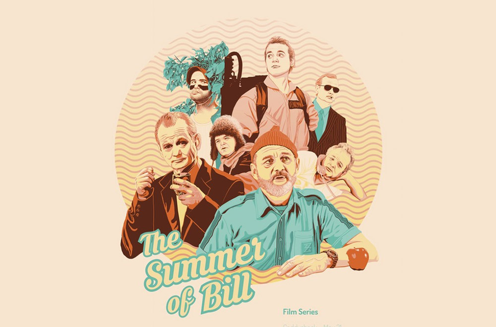 The Summer of Bill