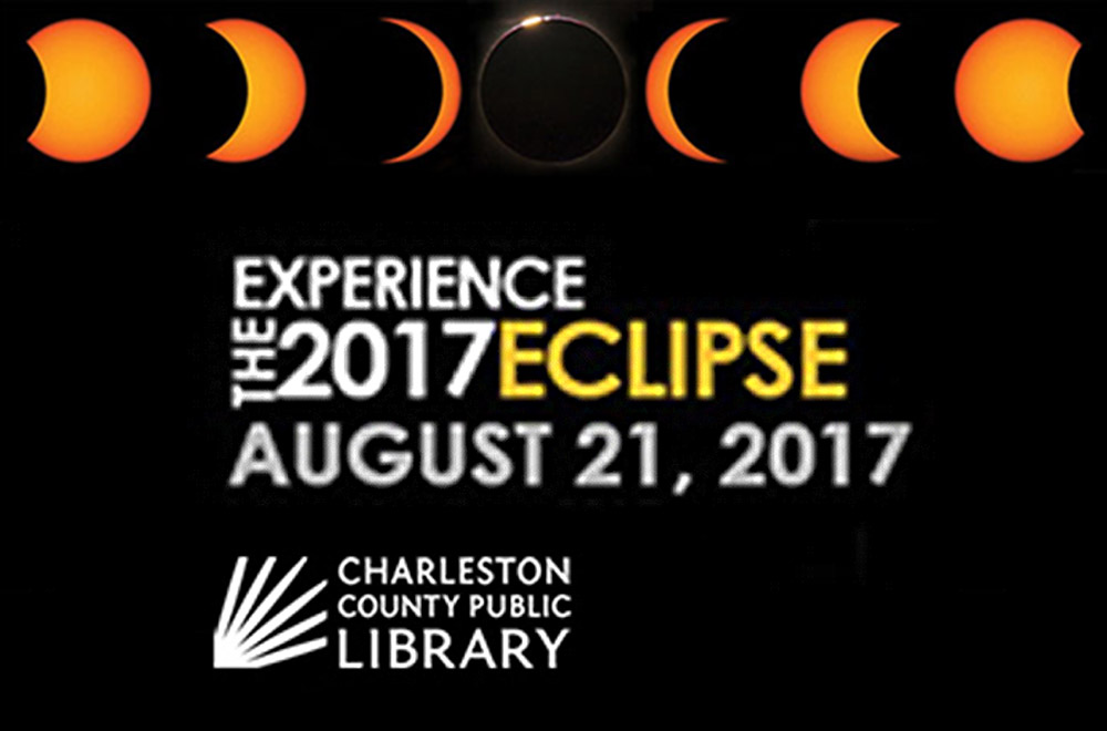 Experience the 2017 Eclipse with Charleston County Public Library