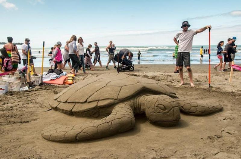 Folly Beach Sea & Sand Festival