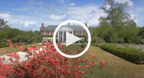 Boone Hall Plantation Video