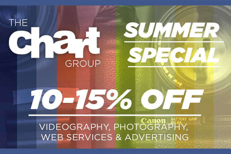 Chart Group Summer Sale