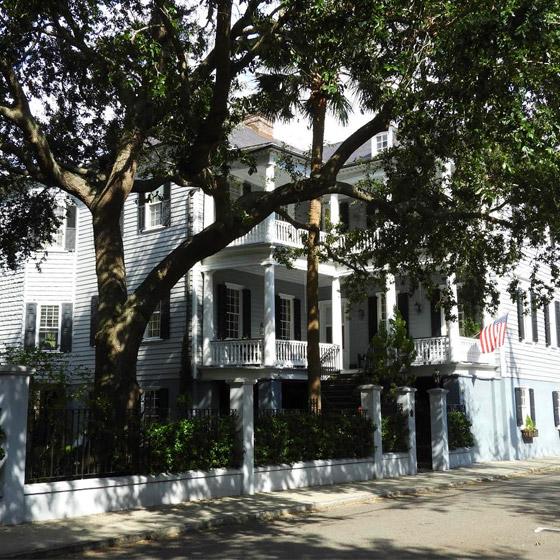 Ashley River Apartments Charleston Sc: 128 Tradd Street