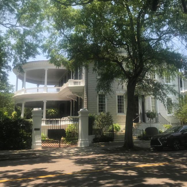 The Palms Apartments Charleston Sc: 15 Meeting Street - John Edwards House