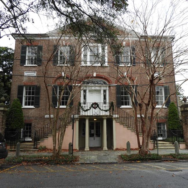 The Palms Apartments Charleston Sc: 18 Bull Street - Blacklock House