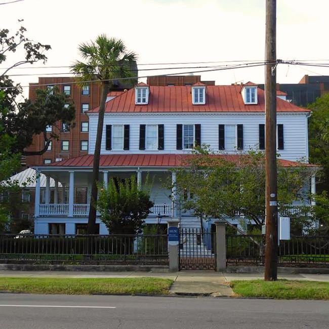The Palms Apartments Charleston Sc: 274 Calhoun Street