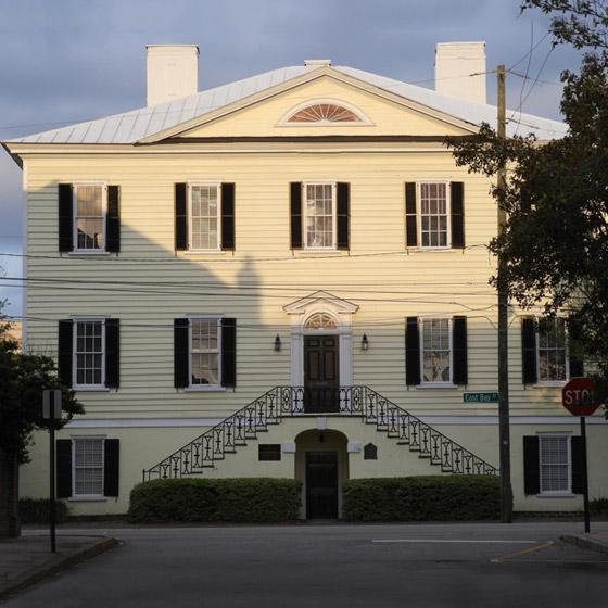 The Palms Apartments Charleston Sc: 321 East Bay Street: Blake-Grimke House