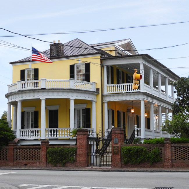 The Palms Apartments Charleston Sc: 332 East Bay Street - Primrose House