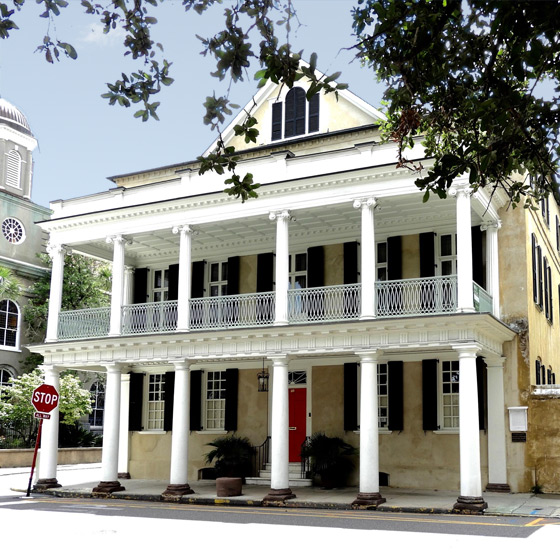 The Palms Apartments Charleston Sc: 59 Meeting Street - Branford Horry House