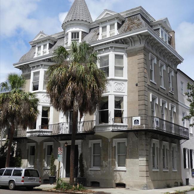 The Palms Apartments Charleston Sc: 60 Meeting Street