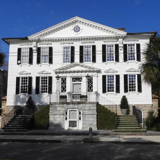 Ashley River Apartments Charleston Sc: 64 South Battery - Gibbes House