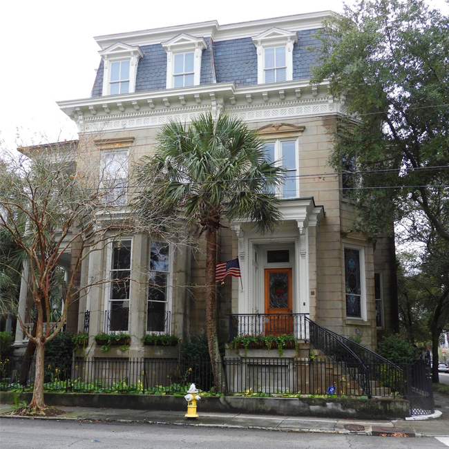 The Palms Apartments Charleston Sc: Whilden-Hirsch House