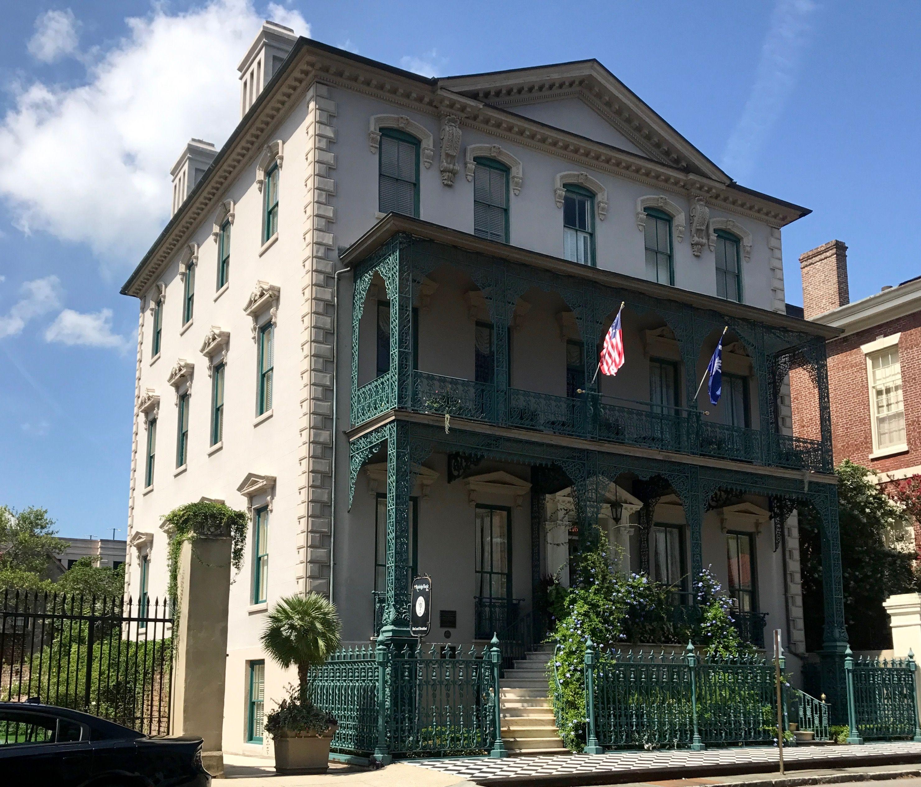 Rutledge Apartments: The John Rutledge House