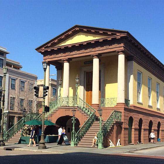 The Palms Apartments Charleston Sc: The Charleston Market
