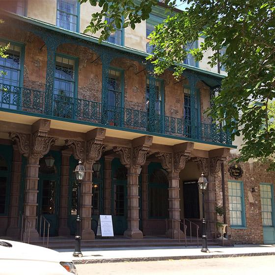 The Palms Apartments Charleston Sc: The Dock Street Theatre