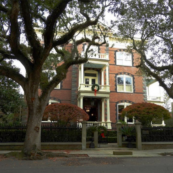 The Palms Apartments Charleston Sc: 16 Meeting Street - Calhoun Mansion