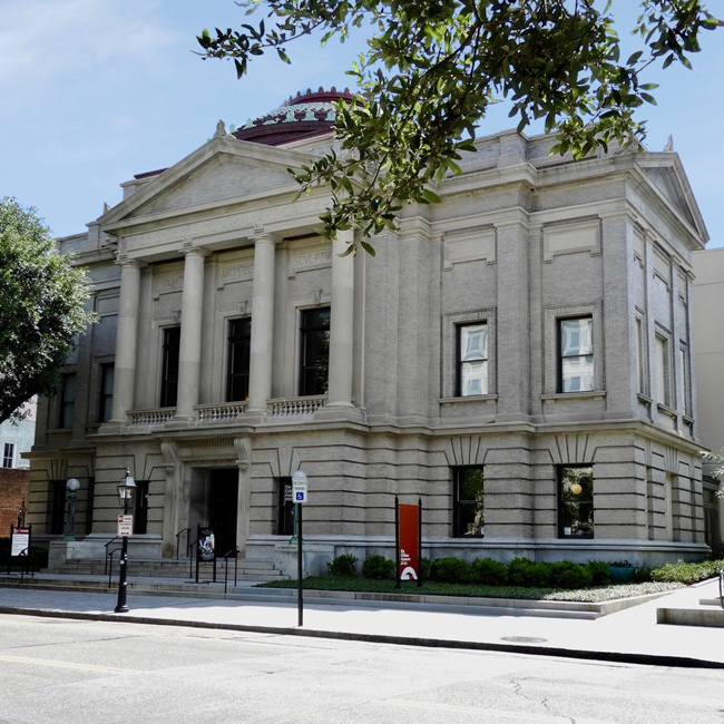 The Palms Apartments Charleston Sc: 135 Meeting Street - Gibbes Museum Of Art