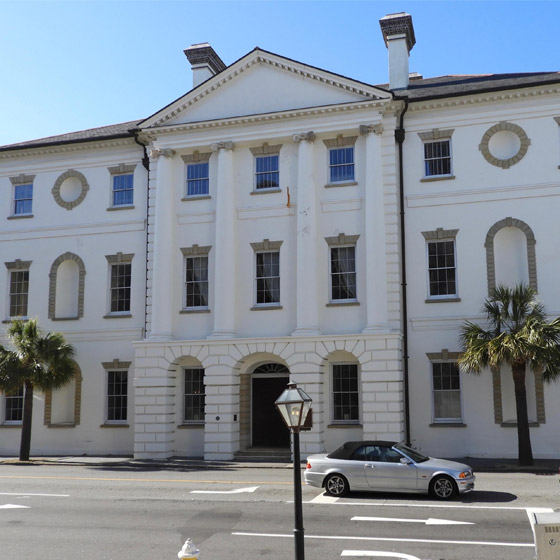The Palms Apartments Charleston Sc: The Four Corners Of Law: Old SC Statehouse, Charleston