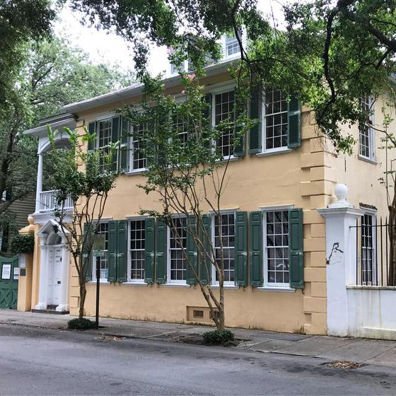 The Palms Apartments Charleston Sc: 59 Church Street - Thomas Rose House
