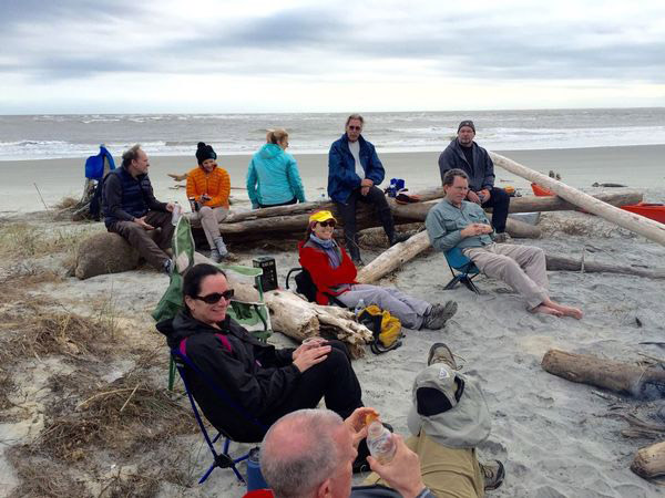 Charleston Outdoors Club: Even Couch Potatoes Need Dirt to