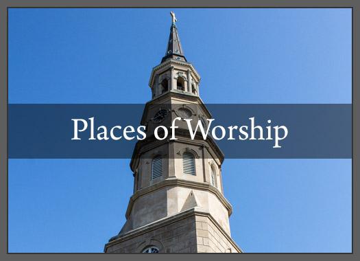 North Charleston Churches