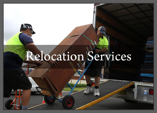 Relocation Services Charleston