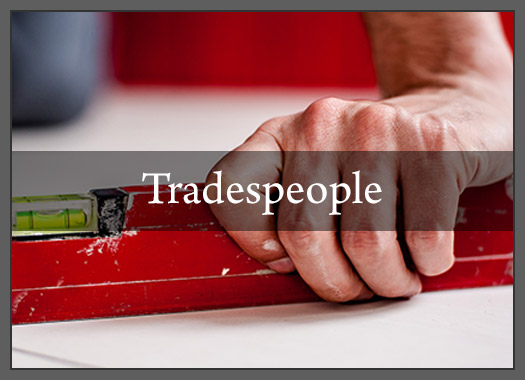Tradespeople in Charleston SC