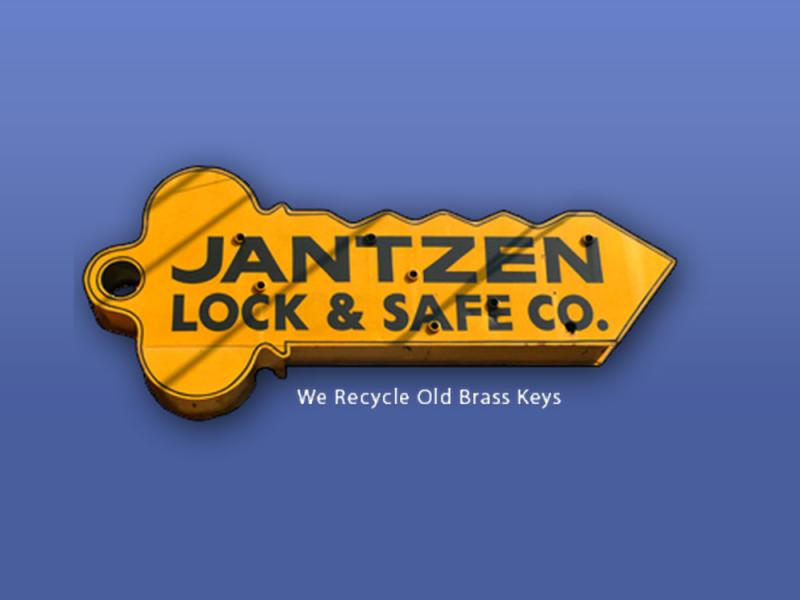 Jantzen Lock & Safe Co.