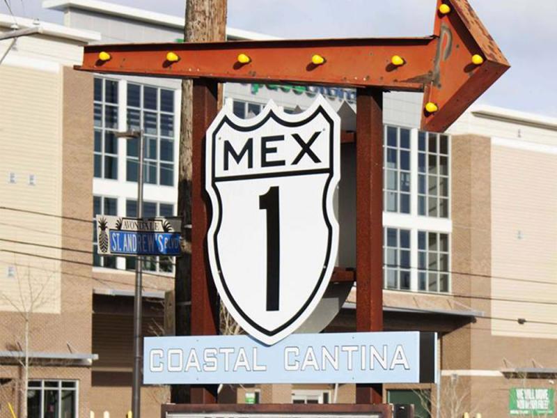 Mex 1 Coastal Cantina