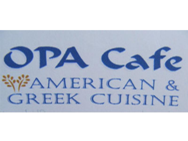 Opa Cafe