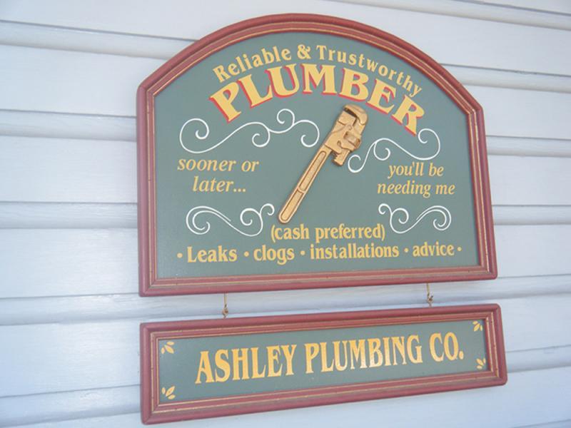Ashley Plumbing