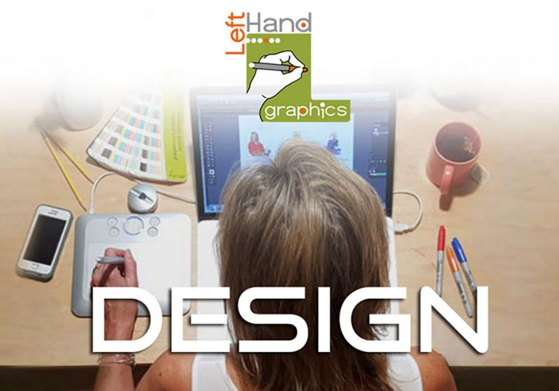 Left Hand Graphic Design