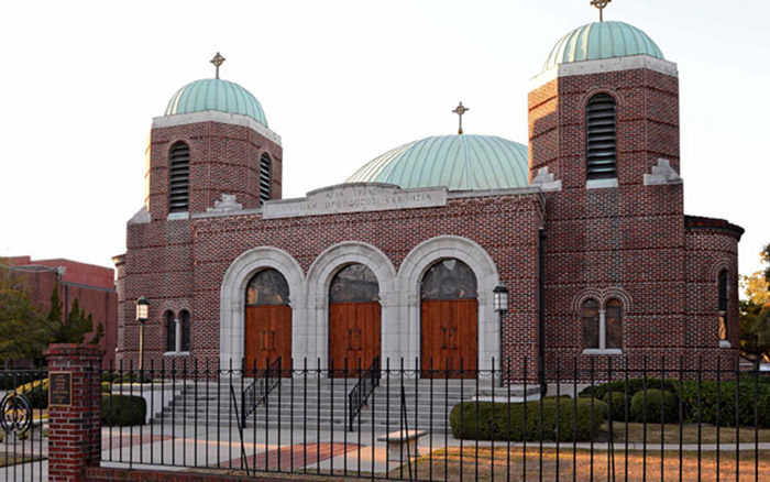 Greek Orthodox Church of the Holy Trinity