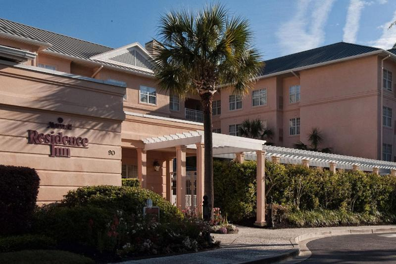 Residence Inn Charleston Downtown / Riverview