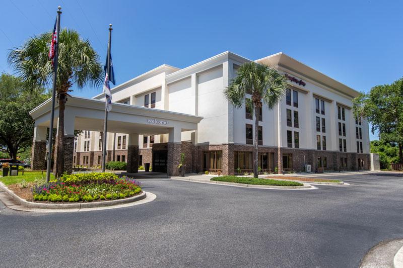 Hampton Inn Charleston/Mt. Pleasant-Patriot's Point