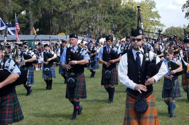 Charleston Scottish Games