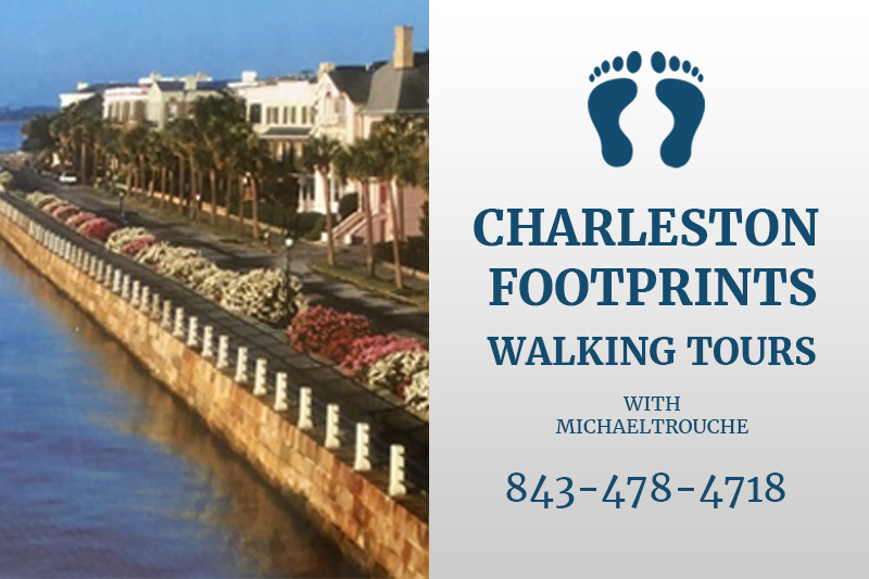 Charleston Footprints