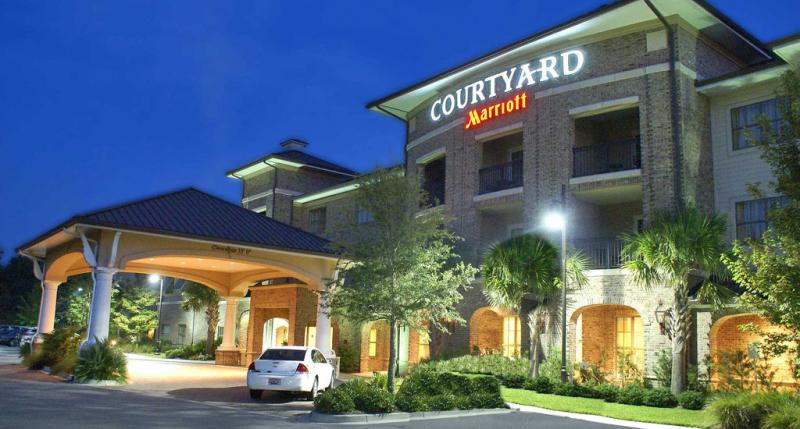 Courtyard Mt. Pleasant