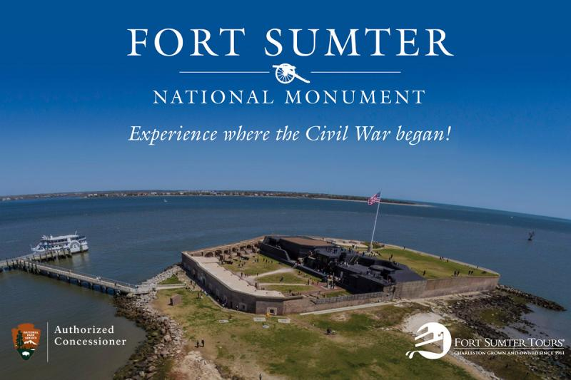 Fort Sumter Tours