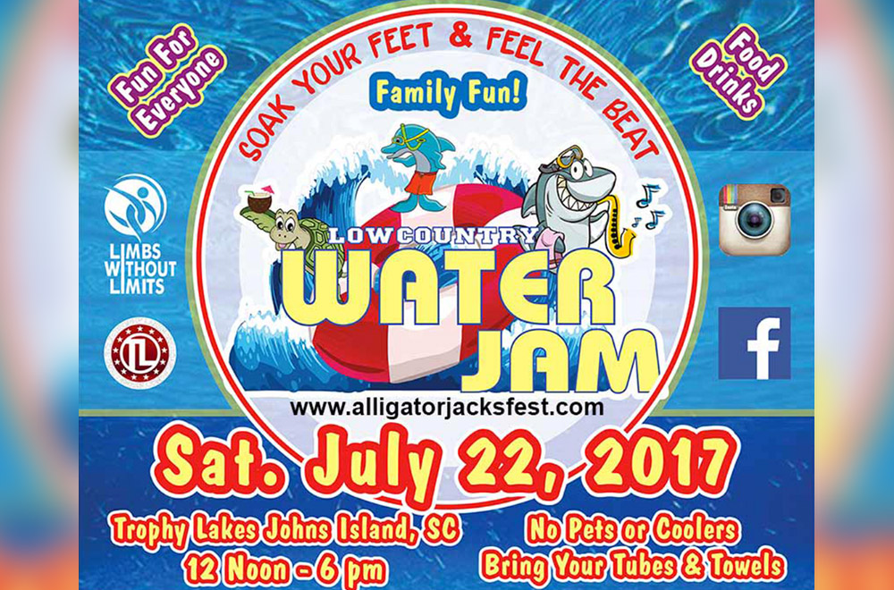 Lowcountry Water Jam