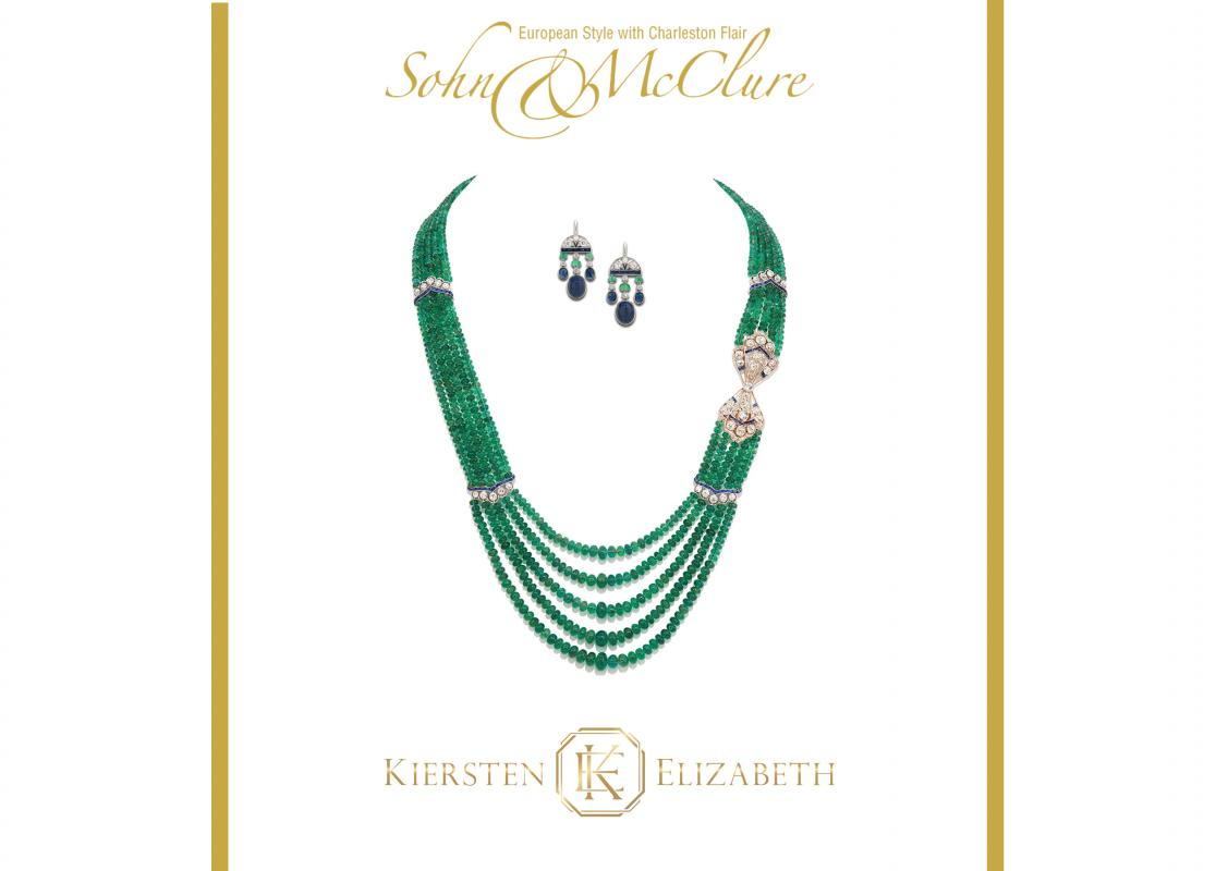 Kiersten Elizabeth at Sohn and McClure Jewelers