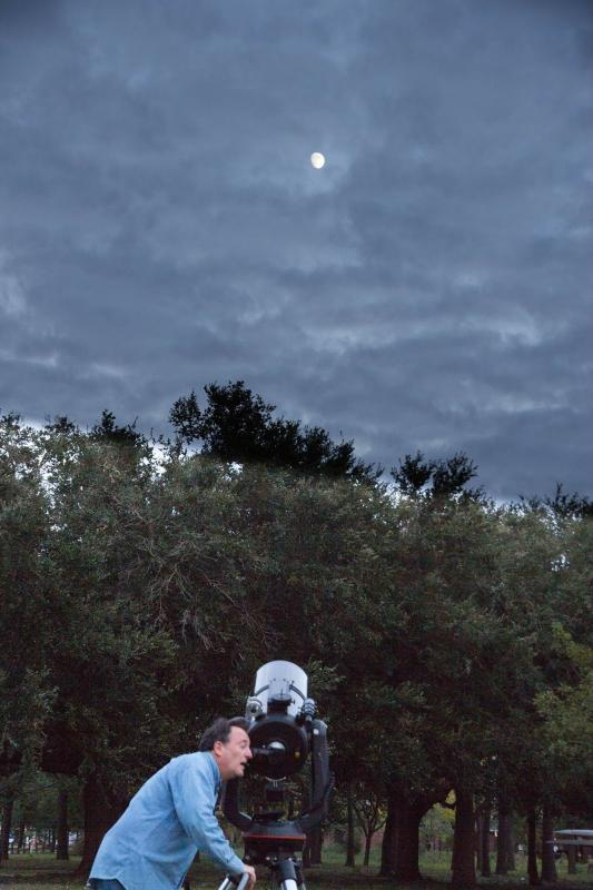 Lowcountry Stargazers   Astronomy in the Park Wednesdays