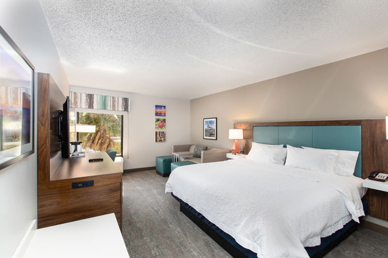 July Special - Hampton Inn at Patriot's Point