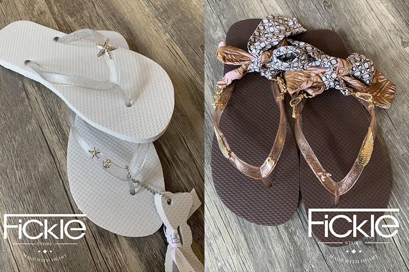 15% Off Any of Our Flip Flops!