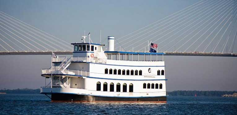 $4 Off 90-minute Charleston Harbor Tour with SpiritLine Cruises
