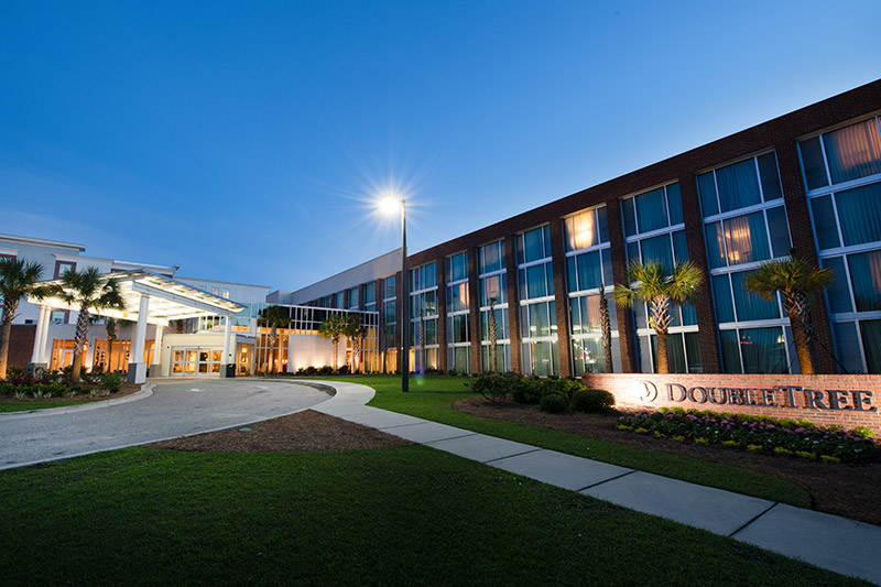 Book 2 Nights Get 3rd Night Free! DoubleTree Charleston Airport